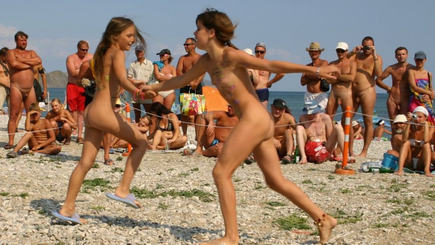 International Naturist Dance Show